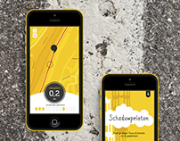 Schaduwpeloton — poetry app for Tour de France