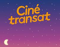 CinéTransat 18 // Graphic Design - Illustration - Photo