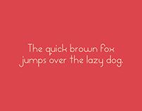 Podriq - A Free Typeface