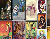 """Religious Sketches & Characters (on Phone) """"Part 2"""""""