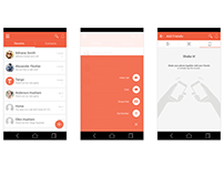 UX / UI - Android App