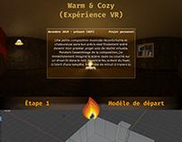 Warm & Cozy - expérience VR