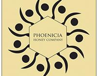 Phoenicia Honey Company Logo