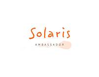 SOLARIS AMBASSADOR 2019