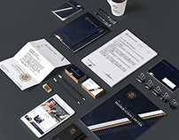 Website design & brand identity for Svetlana L. Kaff