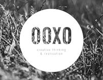 Ooxo identiteit en website ontwerp