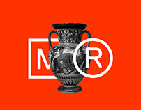 Museum of Romanity - Brand design