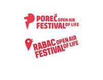 Porec & Rabac Open Air Festival of Life