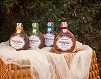 Honeyfusion - Packaging Design & Logo