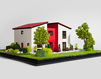 3D Printed Architecture Models