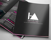 Hannah Ash - Branding