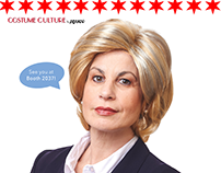 Email Blast for many Wigs