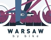 WARSAW by bike