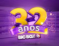 BIGBOX 32 anos