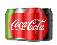 Coca-Cola - Rising Disk