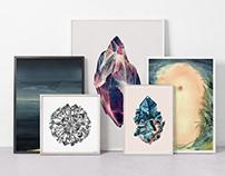 Print Shop / Selected Artworks