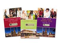 Greenway Station Seasonal Direct Mailers (2006-2007)