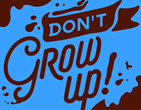 Don't Grow Up - E.Wedel