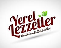 Yerel Lezzetler Branding