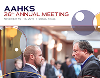 AAHKS 2016 Annual Meeting