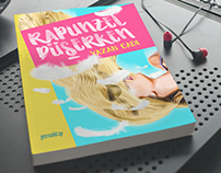 Book Cover & Layout Design: Rapunzel Düşerken
