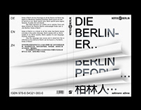 Die Berliner (Notes of Berlin Book Concept)