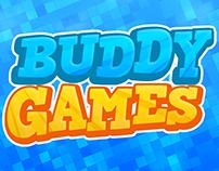 BuddyGames Branding