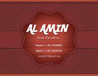 Al Amin Food Paradise menu