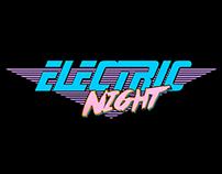 Electric Night logo