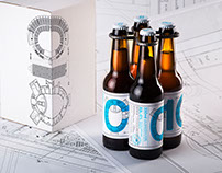 C10, the first 'architect' beer /// 2015