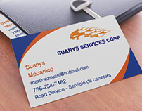 Suanys Services Corp