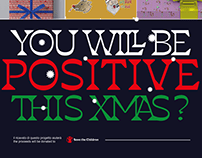 POSITIVE XMAS PAPERS When XMAS meet COVID.