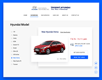 Dealership - Product Page