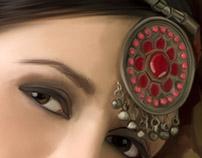Digital Painting - Adobe Photoshop CC