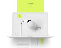 Leibal - Redesign Concept