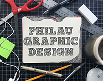 Promo Postcard for Graphic Design Event at PhilaU