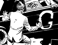 Ghost Agent: The Black Rider [Preview]