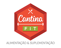 Cantina Fit - Visual Identity