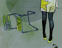 Shoegaze : illustration