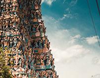 Madurai Minakshi Temple
