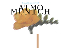 ATMO MUNICH DESIGN CANDLE