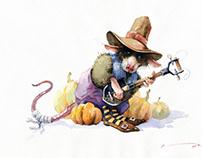 """The Pumpkin Blues"""
