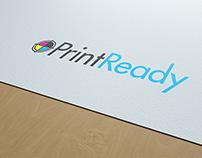 PrintReady logo design