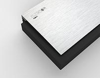 Smart Home Center Controller industrial design