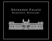 Exclusive book for Exchange Palace