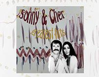 CD cover Sonny & Cher