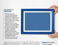Editorial design - Saúde magazine