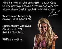 Jana Vaňková - HIIT Poster