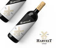 HARVEST LOGO DESIGN