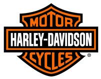 Copy-ad Harley-Davidson